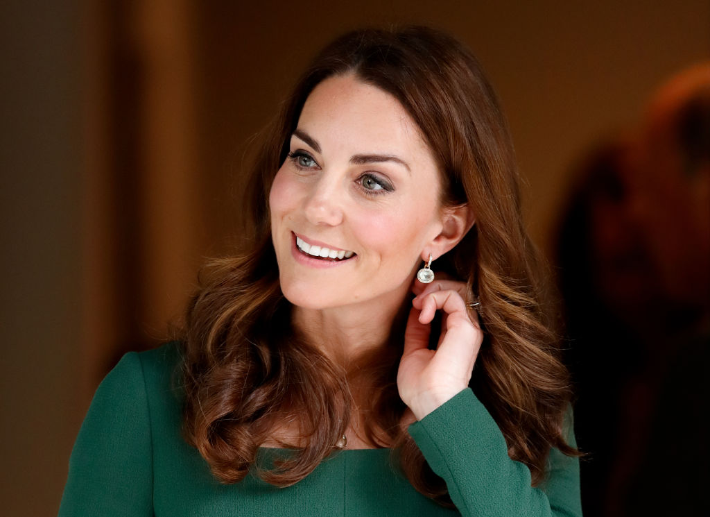 Kate Middleton Considered Posing Nude for a Calendar Until
