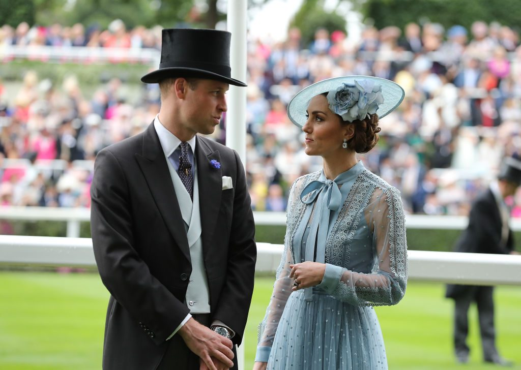 Kate Middleton and Prince William | Chris Jackson/Getty Images