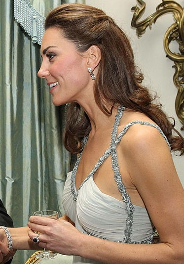 Kate Middleton's scar