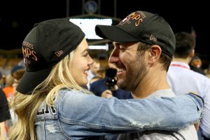 The Awkward Thing Justin Verlander Said When He First Met Kate Upton