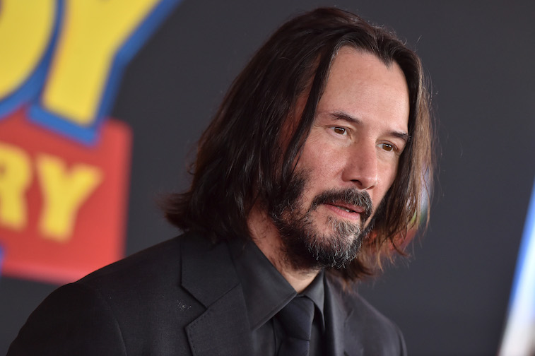 Why Doesn't Keanu Reeves Hold a Grudge Against Hollywood? - The Reports