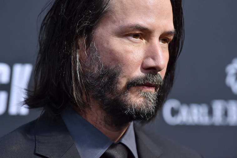 Keanu Reeves: Next In Line for 'James Bond'? - The Reports
