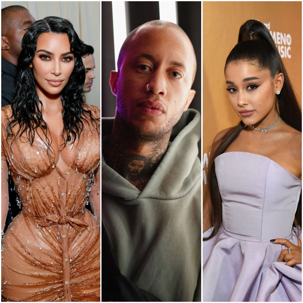 Ariana Grande & Kim Kardashian Respond To Marcus Hyde