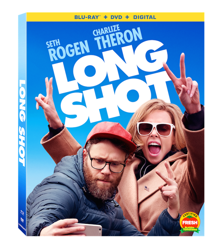 Long Shot Blu-ray