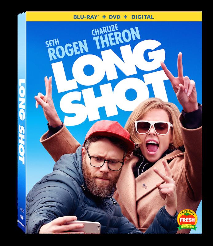 Long Shot Blu-ray
