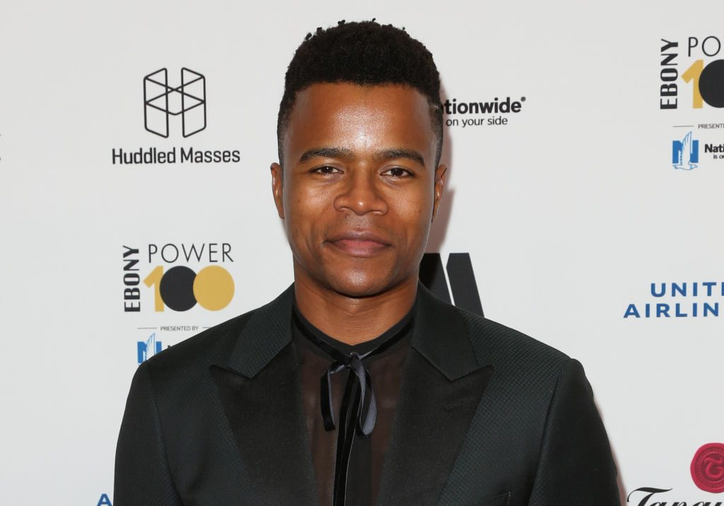 Dear White People star Marque Richardson
