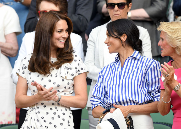 Why Didn't Meghan Markle and Kate Middleton Attend Wimbledon Together? - The Reports