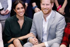 Meghan Markle And Prince Harry Accused Of Feigning Intimacy In New Family Photos With Baby Archie