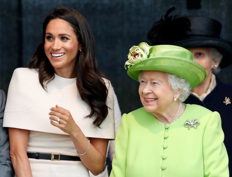 Image result for This Is One Major Lifestyle Choice Queen Elizabeth and Meghan Markle Agree on