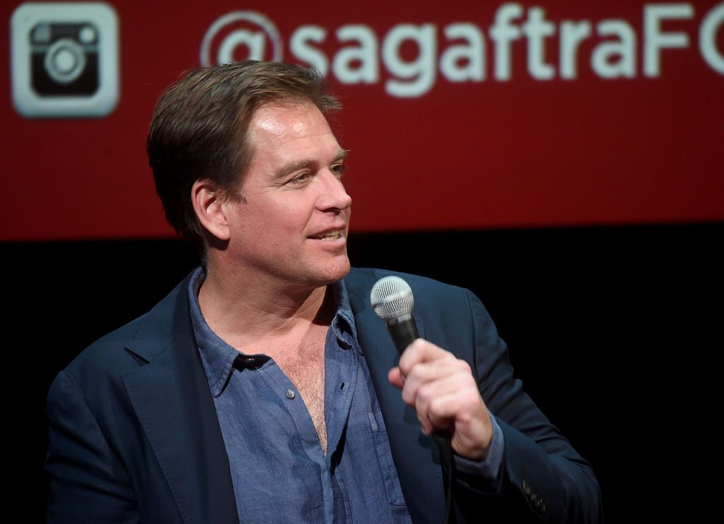 Michael Weatherly   Jamie McCarthy/Getty Images