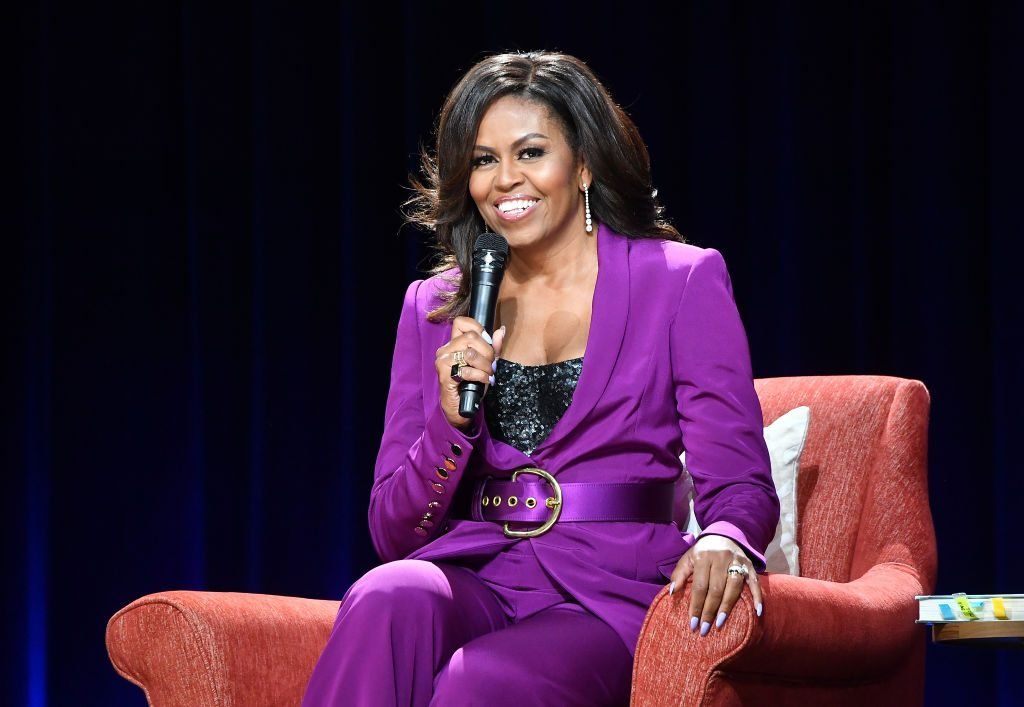 Michelle Obama advice to daughters