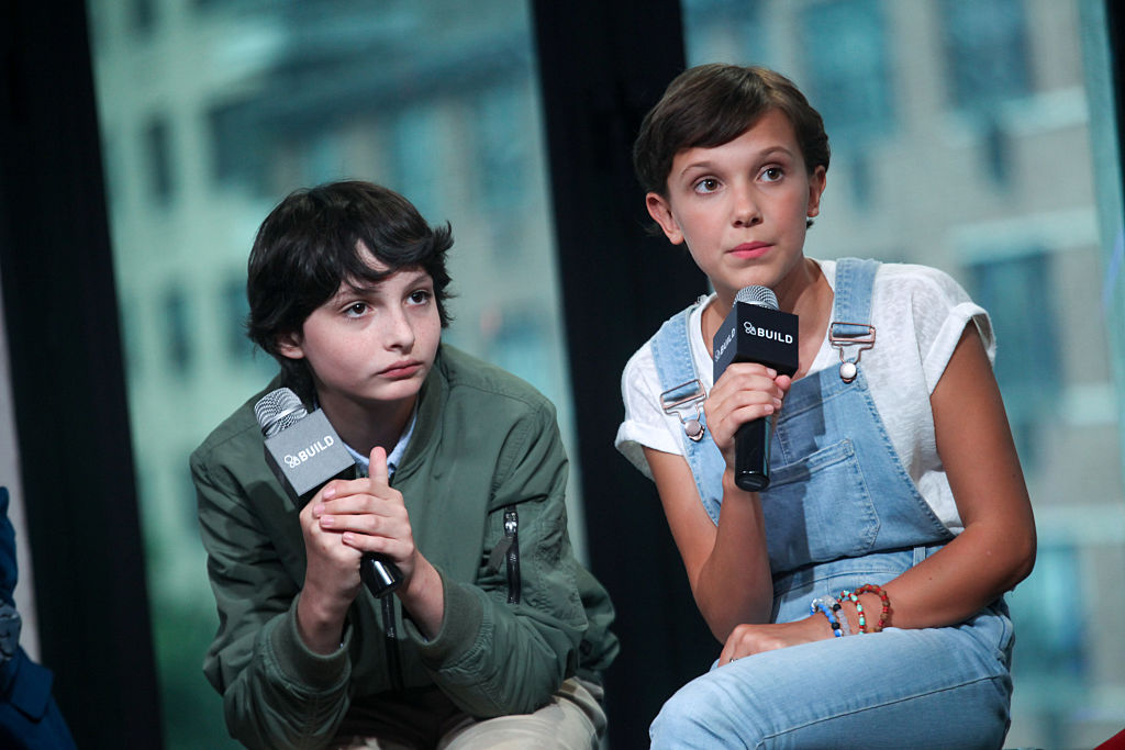 Stranger Things': Are Millie Bobby Brown and Finn Wolfhard