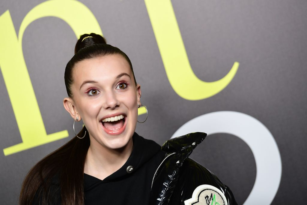 Millie Bobby Brown Reveals The Best Thing About Fashion