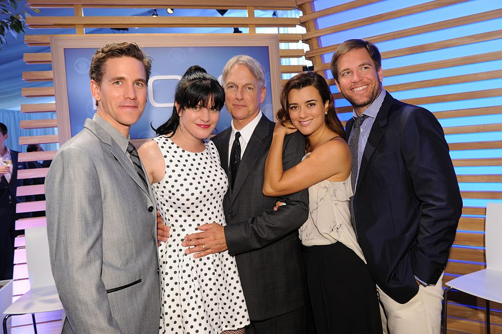 NCIS cast   David M. Russell/CBS via Getty Images