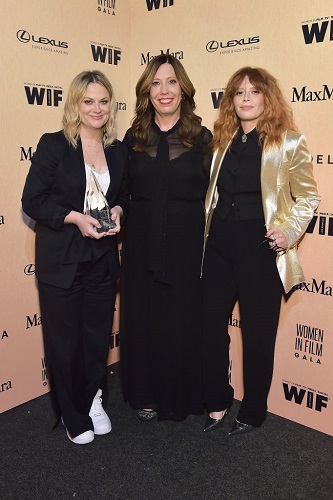 Natasha Lyonne and Amy Poehler