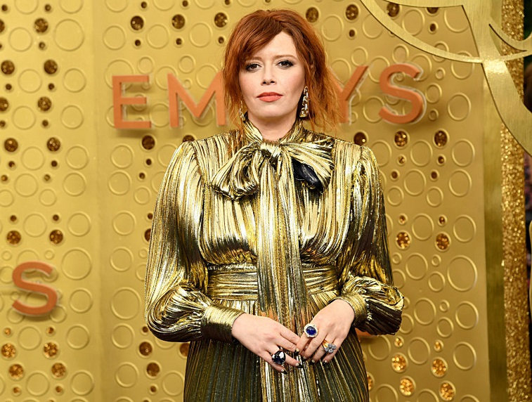 Natasha Lyonne attends the 71st Emmy Awards