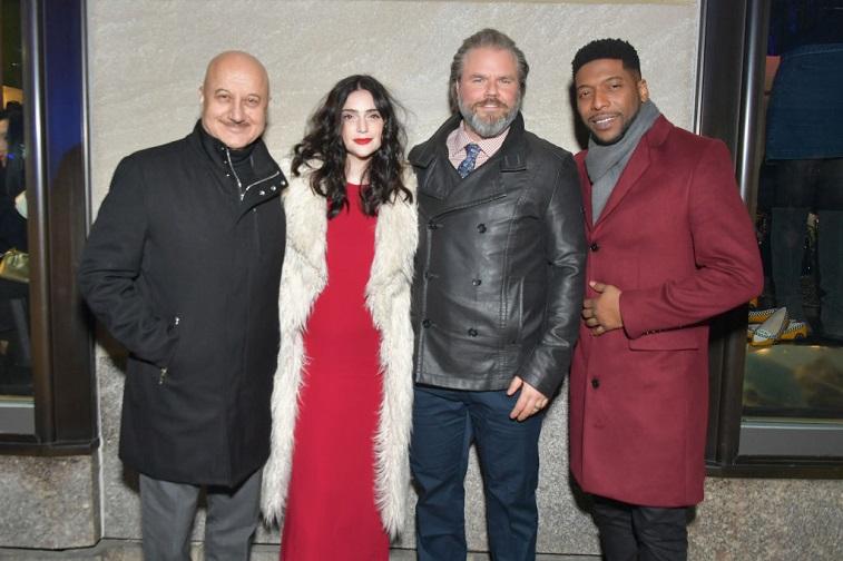 New Amsterdam cast