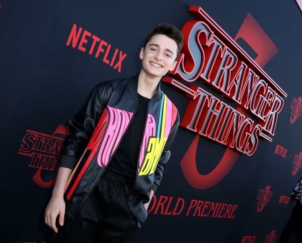 Caleb McLaughlin Talks Lucas & Max's Relationship Status on 'Stranger Things'!
