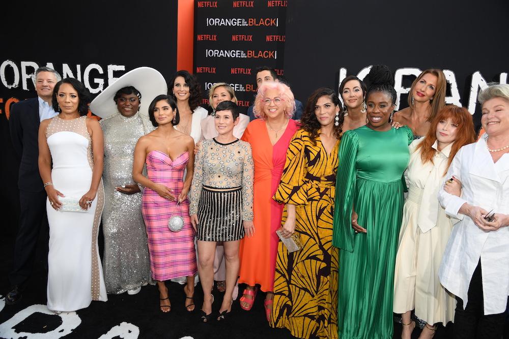 Orange Is the New Black cast