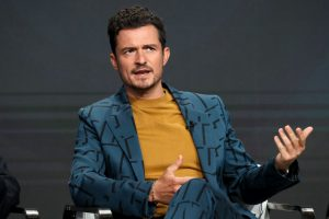 Orlando Bloom Says How 'Carnival Row' Is Like 'Lord of the Rings'