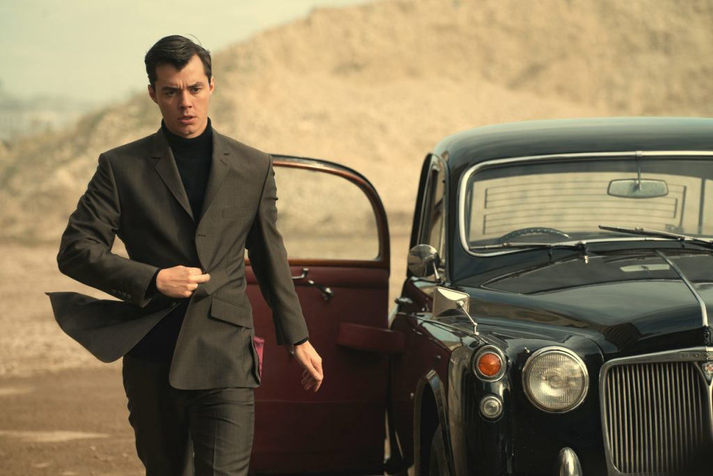 Jack Bannon is Alfred Pennyworth