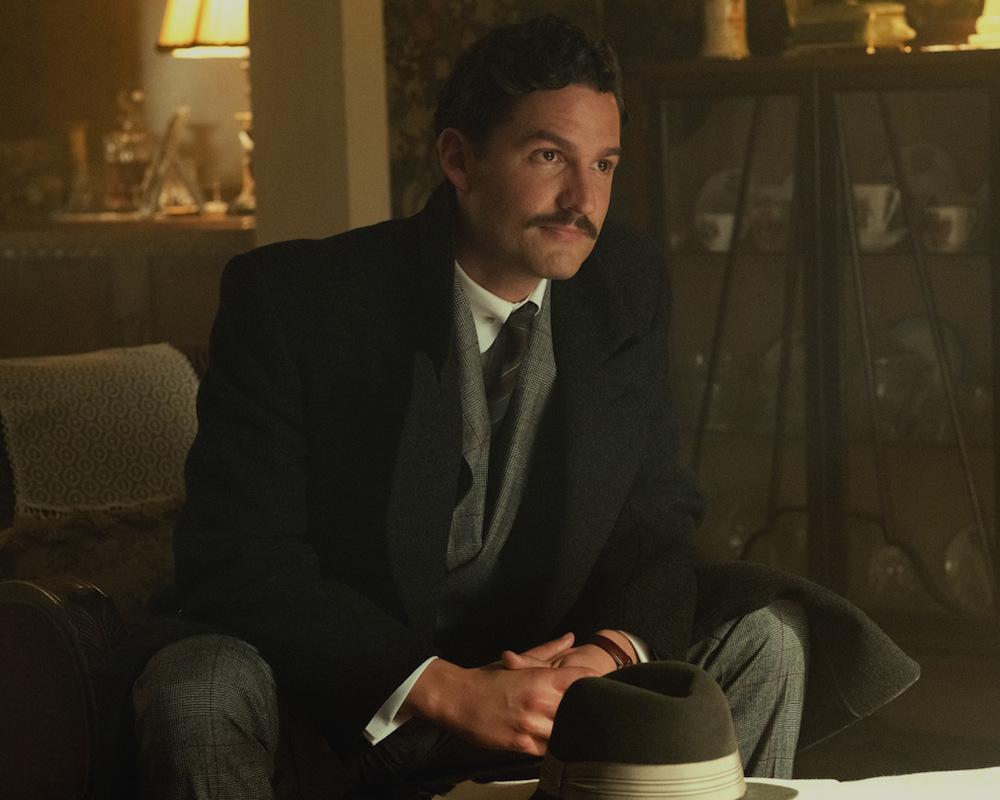 Ben Aldridge in Pennyworth