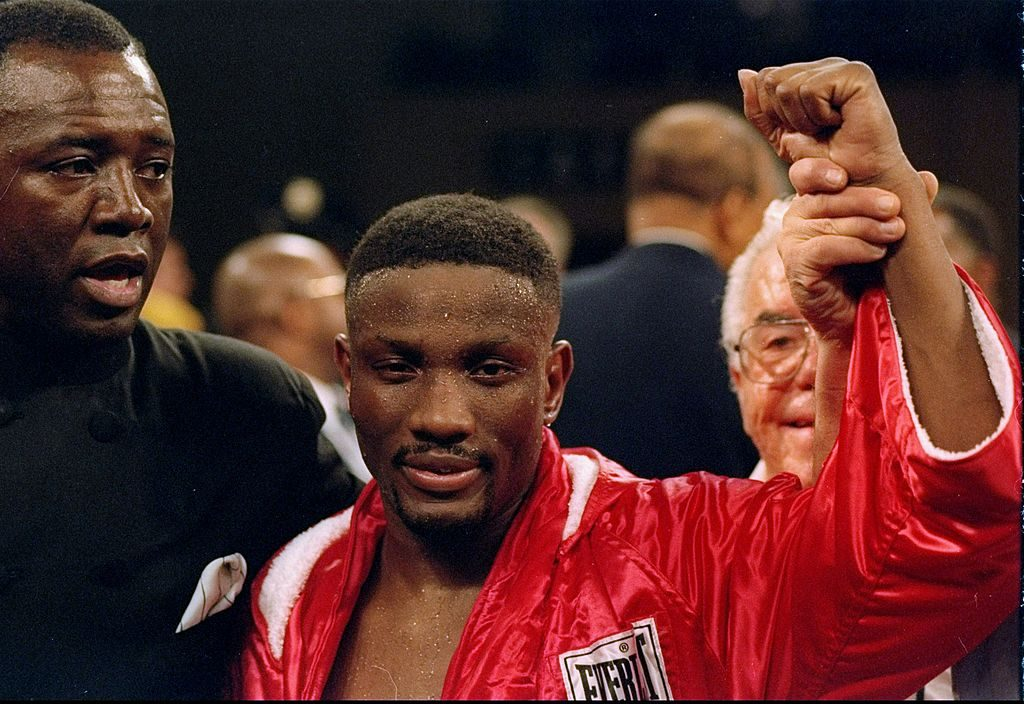 Pernell Whitaker net worth 2019