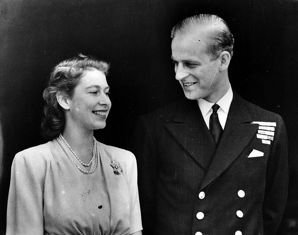 Philip and Elizabeth