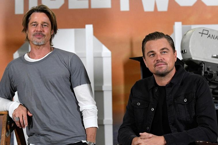 Brad Pitt Family 2019