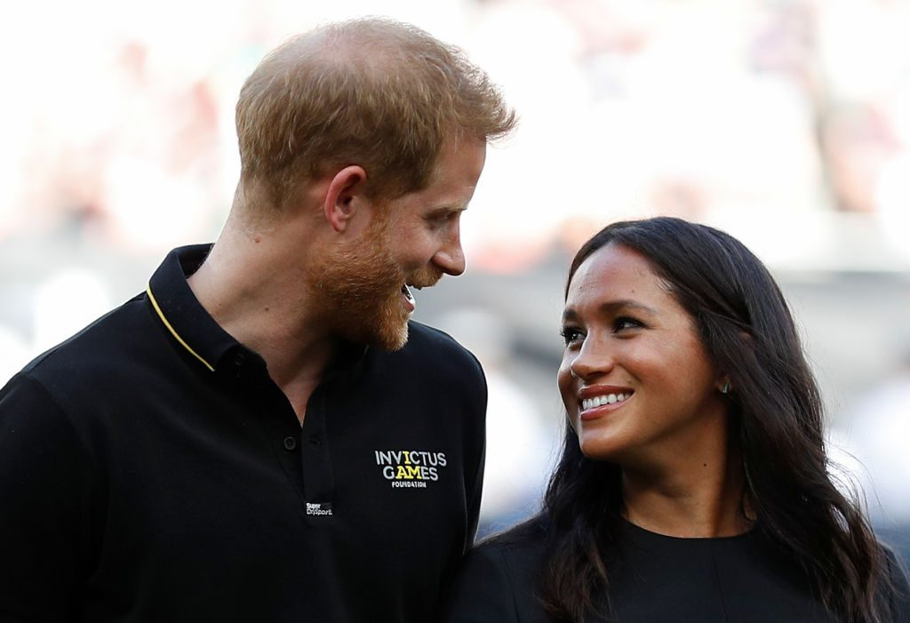 Prince Harry and Meghan Markle | Peter Nicholls /AFP/Getty Images