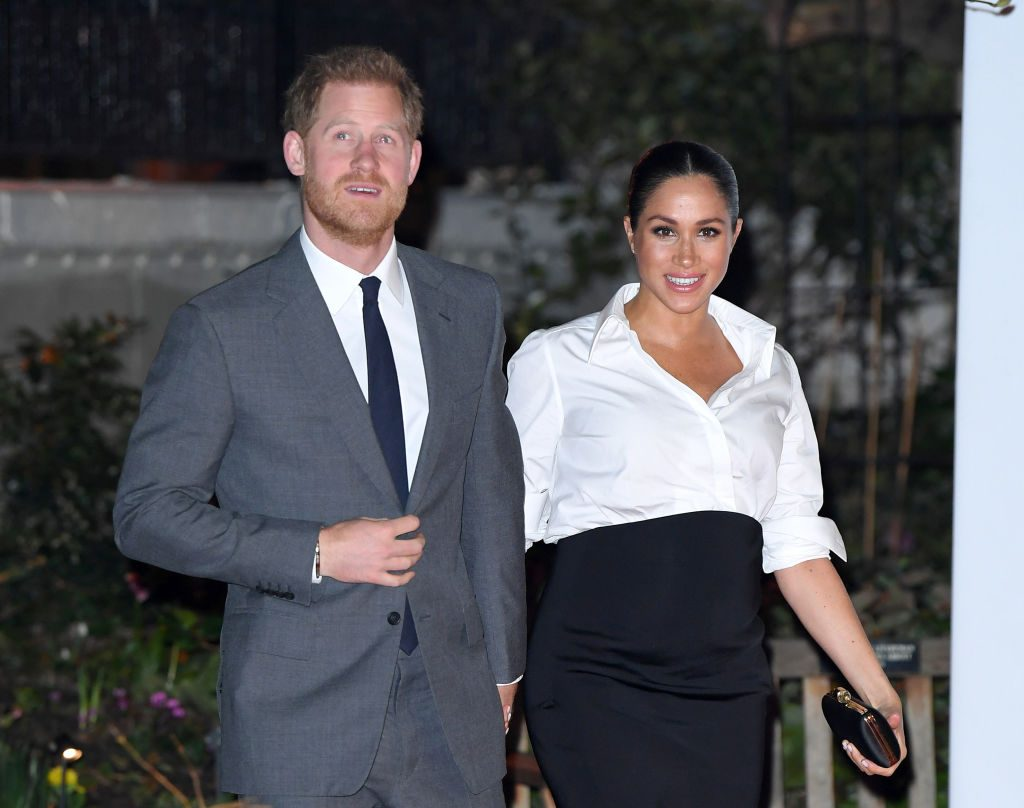 Prince Harry and Meghan Markle Frogmore Cottage rules
