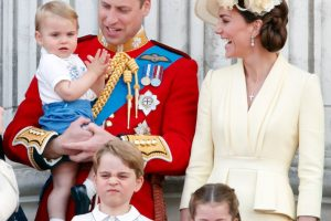 When Do Prince George, Princess Charlotte and Prince Louis Have To Start Bowing To the Queen