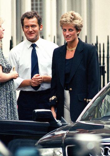 Princess Diana Paul Burrell