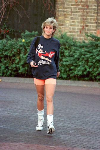 Princess Diana gym
