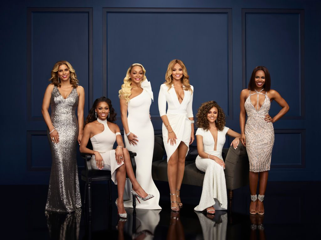 Real Housewives of Potomac Ashley Darby Katie Rost