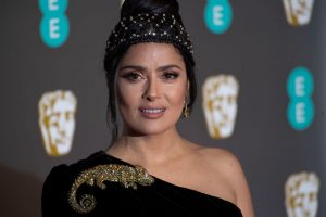 Salma Hayek Reveals What It's like to Get a Secret Phone Call from Meghan Markle
