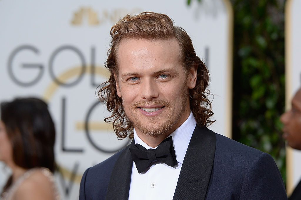Sam Heughan |  Kevork Djansezian/NBC/NBCU Photo Bank via Getty Images