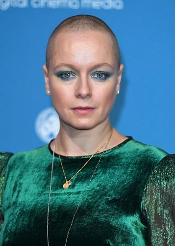 Samantha Morton attends the 21st British Independent Film Awards