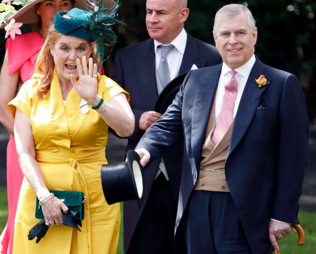 Is This Finally Proof That Prince Andrew And Sarah Ferguson Have