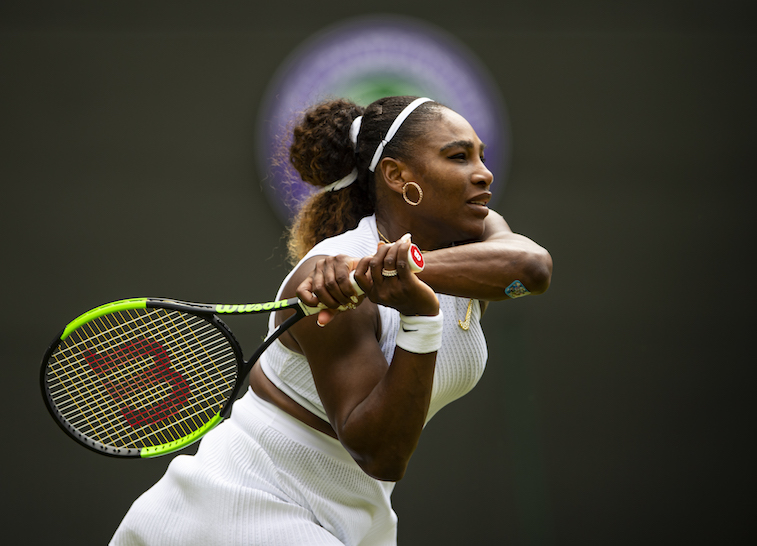 The One Thing Serena Williams Refuses To Give Meghan Markle - The Reports