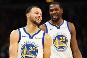 Are Kevin Durant and Steph Curry Still Friends Now?