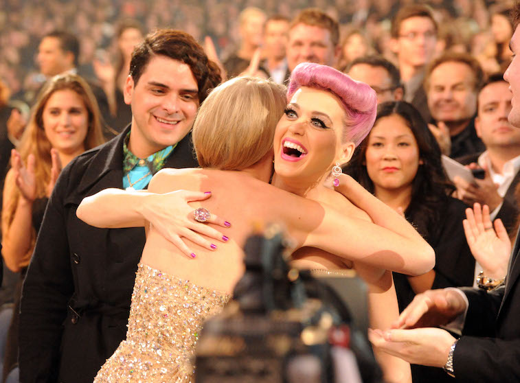 Katy Perry Explains The Mature Reason Why She Let Go Of Taylor Swift