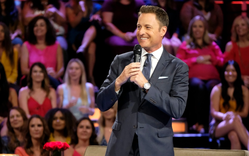 Chris Harrison on 'The Bachelorette' | John Fleenor  Getty Images