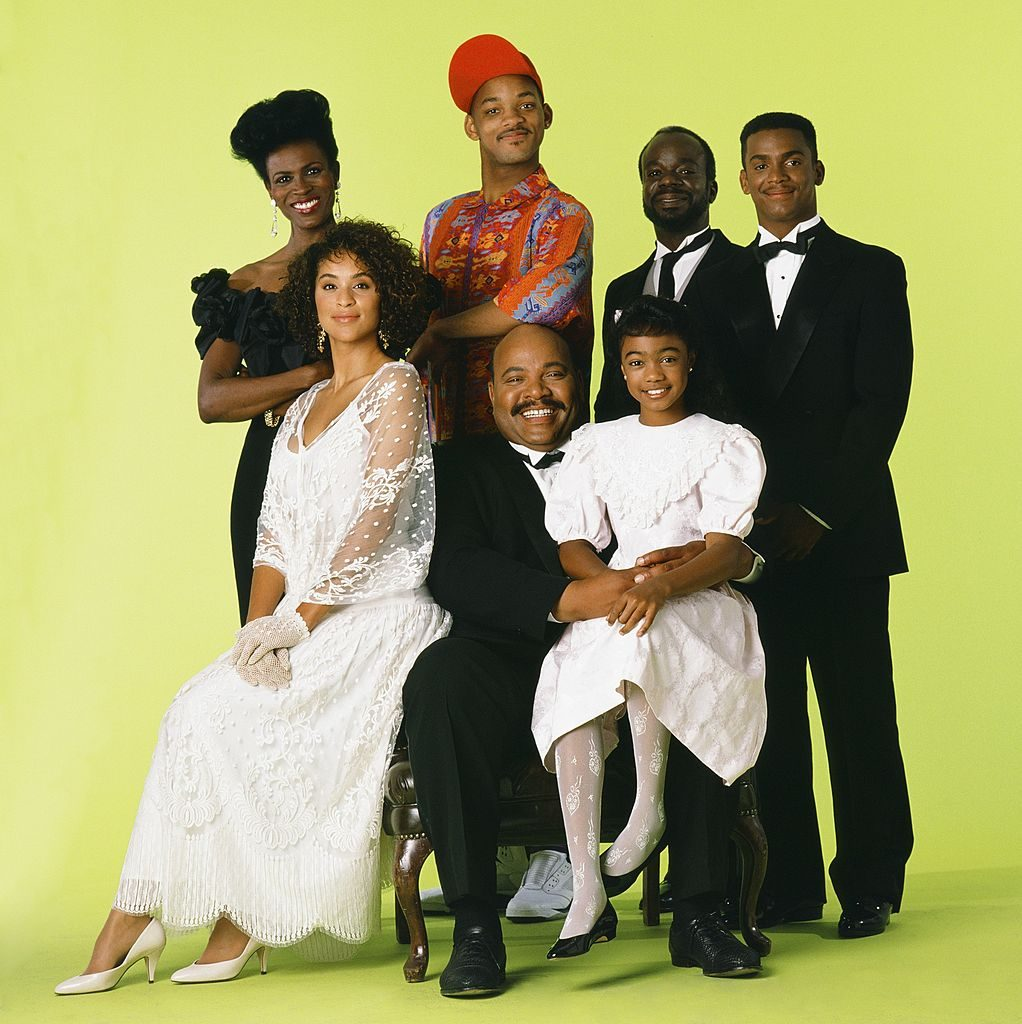 The Cast of The Fresh Prince of Bel-Air