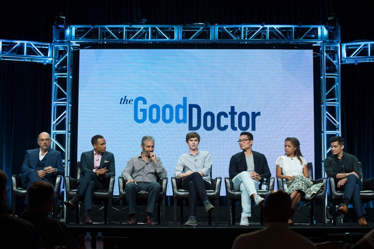 The Good Doctor cast