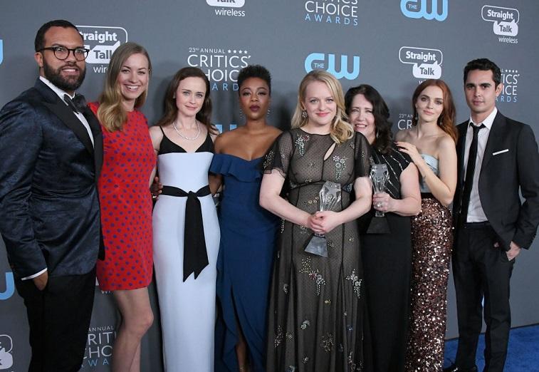 The Handmaid's Tale cast