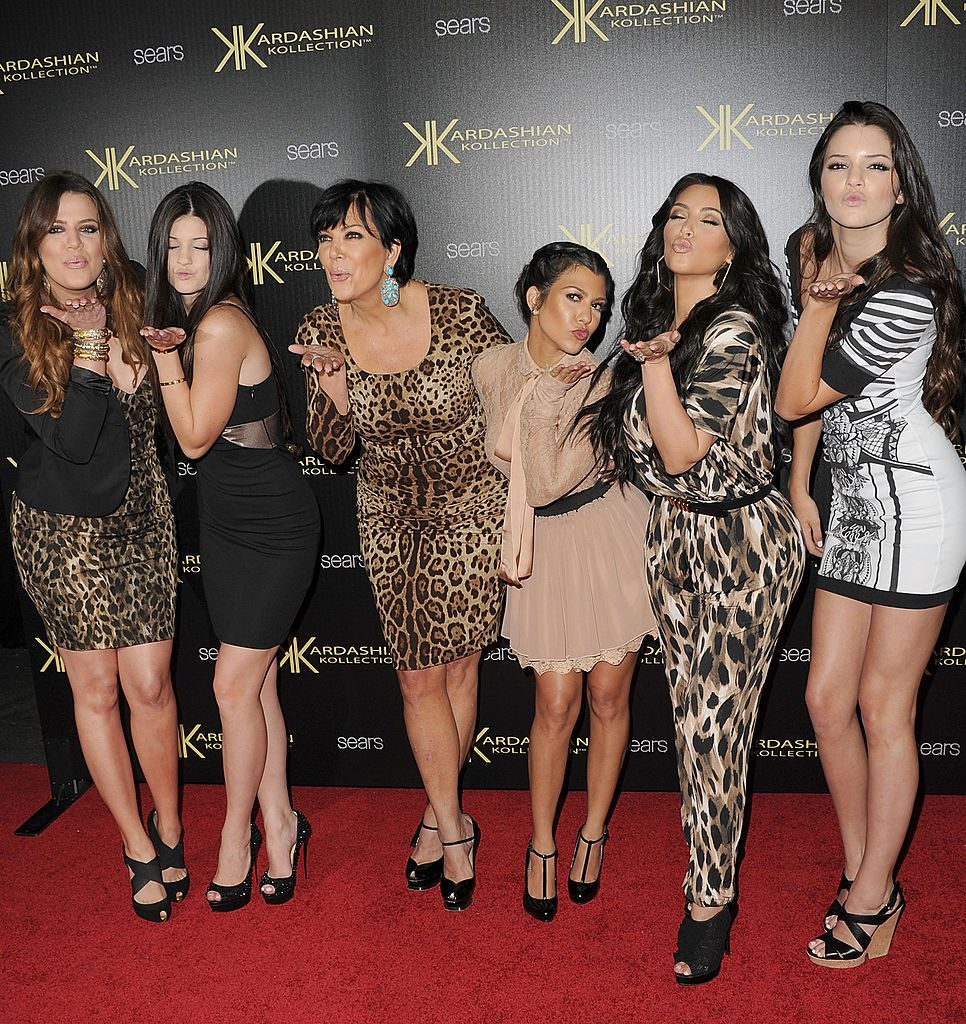 The Kardashians and Jenners | Jason Merritt/Getty Images