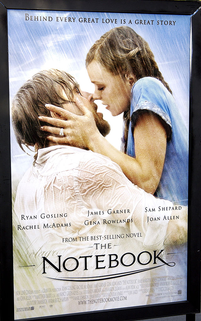 The Craziest Things You Never Knew About 'The Notebook'