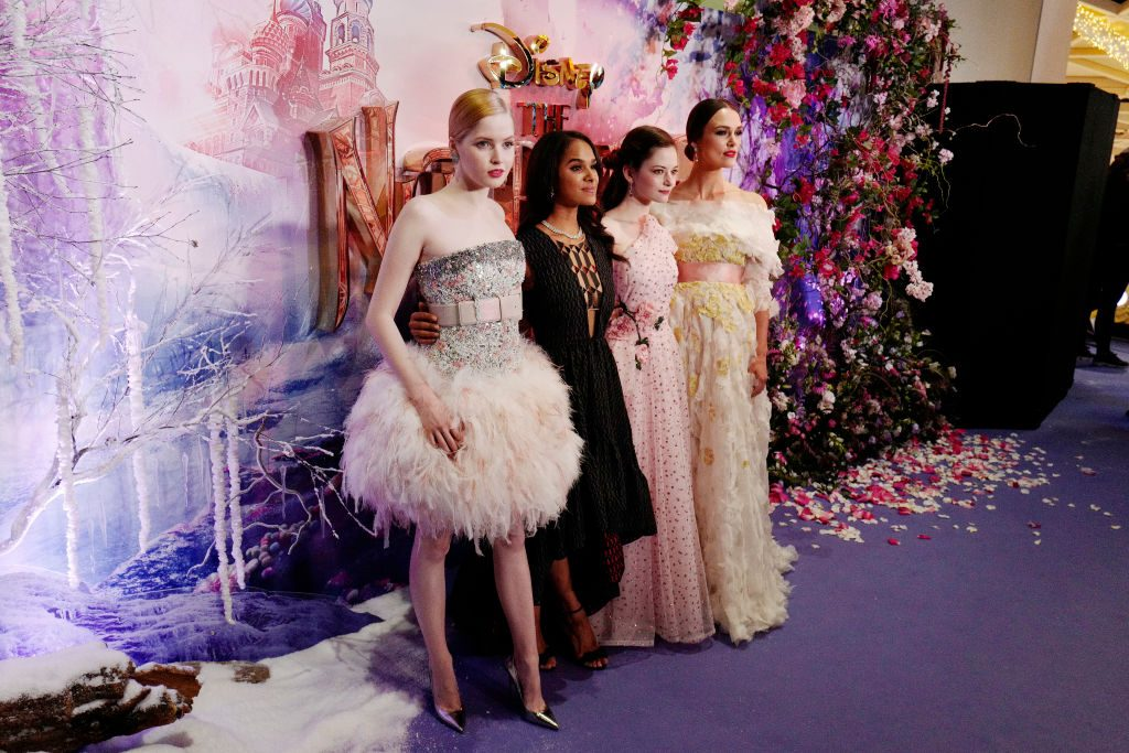 The Nutcracker And The Four Realms'