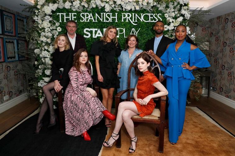 The Spanish Princess cast